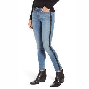 Lucky Brand | Lolita Stripe Skinny Jeans